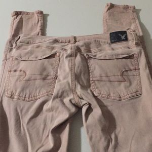 American Eagle Outfitters Jeans - Ros super stitch jeggings 6